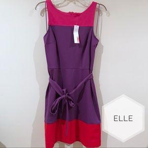 NWT ELLE Sleeveless Dress 8